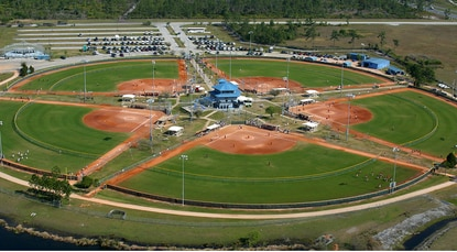Osceola County may consider selling its softball complex on John Young Parkway and looking for a larger piece of land that accommodate more fields.