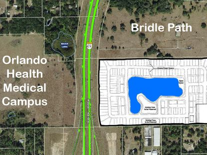 More details emerge for land across Orlando Health's envisioned medical campus in Apopka
