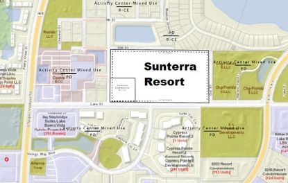 Tampa homebuilder wants to ditch plans for timeshare near Ruby Lake for multifamily