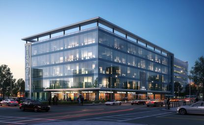 Owner of Downtown Orlando office bldg submits renovation redesign to city