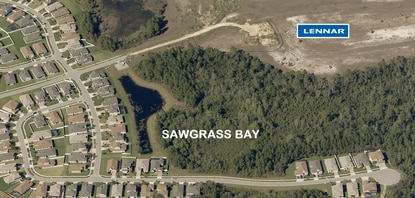Lennar Homes will build the fourth phase of Clermont's Sawgrass Bay subdivision after paying $8.7 million for 94 acres.