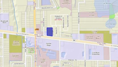 Developer plans 25K SF of dining/retail on 2.75 acres, three miles from UCF