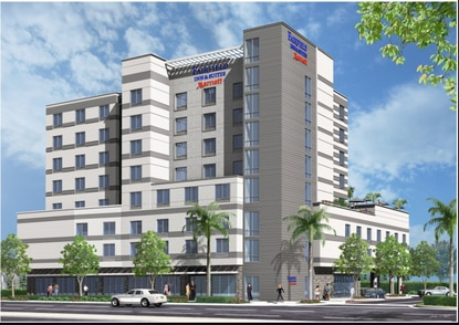 A new 7-story Fairfield Inn & Suites will replace the Ramada Inn in Altamonte Springs.