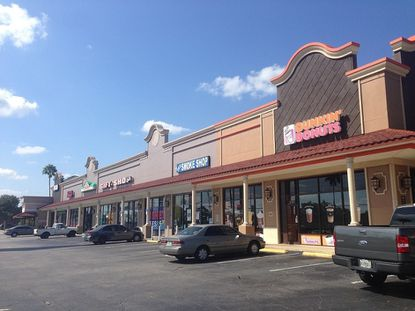 This 17,000-SF strip center on Kissmmee's W192 corridor has sold twice in the last 18 months.