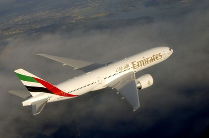 Emirates Airline launches daily non-stop service to Orlando on Sept. 1, on its 777-200LR.