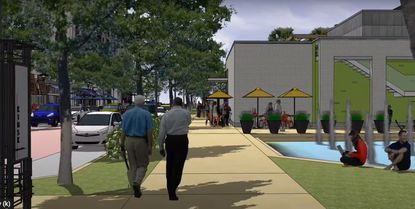 The private school wants to open a second location in the proposed Fieldstream Village mixed-use project, which will feature up to 100,000 square feet of walkable retail, restaurant and office space.