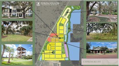 Cypress Bluff would be approved for a total of 386 homes, down from the previously requested 437-home project that was denied by Groveland City Council in 2020.