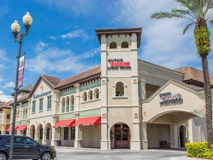 Miami-based Core Investment Properties paid $22.75 million for a 50% share of the upscale Fountains at Bay Hill shopping complex on Orlando's Restaurant Row.