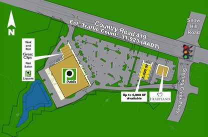 New outparcels prepped for Phase 2 of Oviedo retail center, builder sought