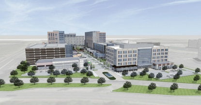 Lake Mary's TownPark will have 800,000 square feet of office space.