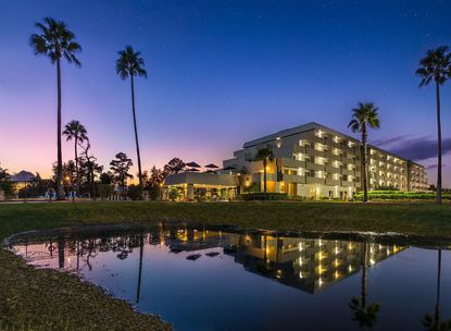 The Palazzo Lakeside Hotel's 220 rooms and all common areas were renovated this year.