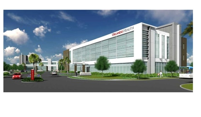 Orlando Health plans Randal Park medical campus and hospital