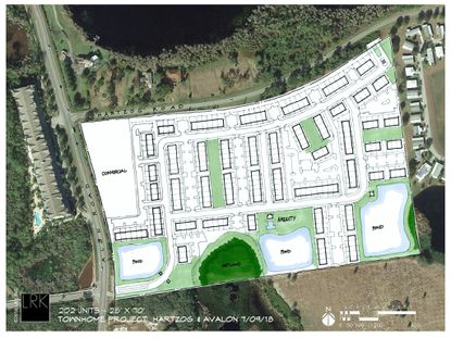 BTI Partners explores new vacation townhomes across from The Grove Resort
