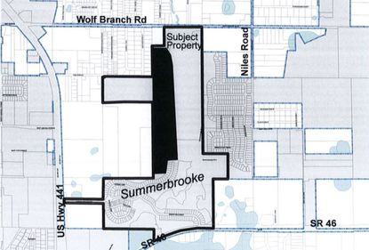 Park Square Homes seeks entitlements for 166 single-family homes planned in phase four of its Summerbrooke development in Mount Dora, according to filings with the city.