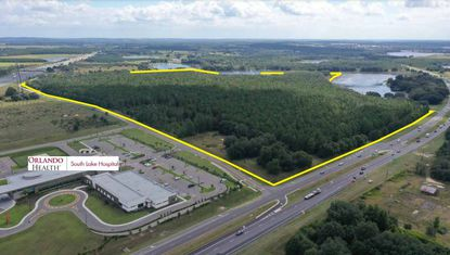 Condev owns about 110 acres along U.S. Highway 27 and near Florida's Turnpike.