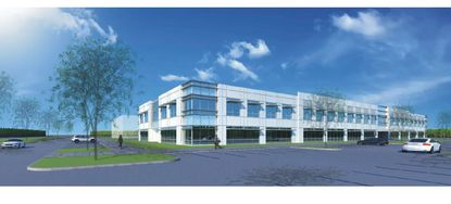 Tavistock files plans for two new spec office bldgs in Lake Nona next to Voxx Int'l