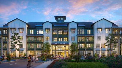 Boyd Development has filed plans with Orange County to build The Lodge at Hamlin in Horizon West.