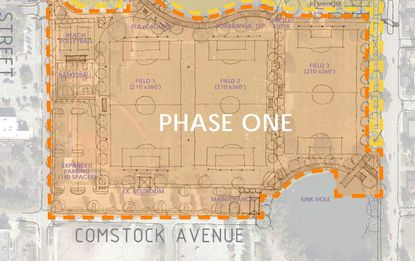 Phased redevelopment & new amenity concepts take shape for MLK Jr. Park
