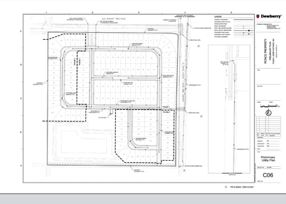 Osceola County has already approved a preliminary sbudivision plan for Parkfield, a 149-lot subdivision on Hickory Tree Road.