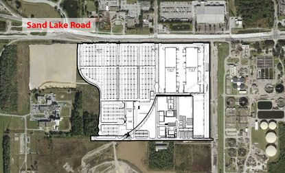 More plans revealed for Universal Orlando's land assemblage along Sand Lake Road