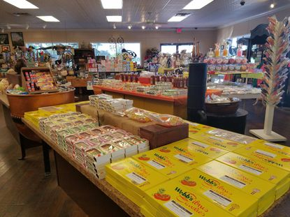 Webb's Candy Shop has used the same recipe since 1932 for its famous Citrus Candies. The family expanded into real estate brokerage and development in the 1990s.