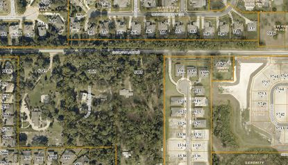 Developers Joe and Winston Schwartz are taking two parcels in Sanford totaling about 15 acres, virtually surrounded by homes, and adding additional residences.