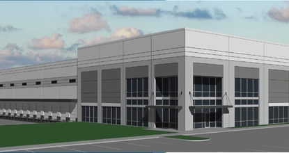 Blue Steel Development is planning four new spec warehouses in Apopka totaling nearly 2.8 million square feet.