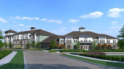 Pictured above is a rendering of the 316-unit Addison at Windermere multi-family development by ContraVest.