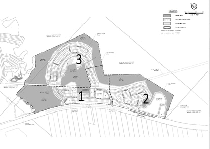 Sun Terra has filed a new Preliminary Subdivision Plan for Harmony Central calling for 463 homesites on 268 acres.