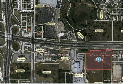 Equinox Development has contract for 7.16 acres of land in Clermont on S.R. 50, west of interchange with U.S. 27.
