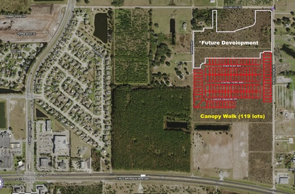 D.R. Horton expands holdings in St. Cloud, buys Canopy Walk subdivision