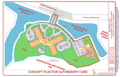 Park Square Homes founders planning assisted living, daycare in Kissimmee