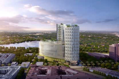Orlando ARB applauds design for $1.1B Vertical Medical City tower