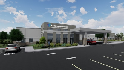 The nation's largest owner and operator of inpatient rehabilitation hospitals will build a 100-bed facility in Clermont. The first phase is 50 beds.
