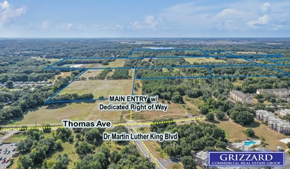 The Holloway family has a contract to sell their Fruitland Park land to Orlando developer Khaled Hussein and Park Square Homes.