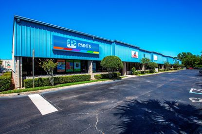 Daytona Beach-based Charles Wayne Properties has purchased an 8.49-acre property, Monroe CommerCenter South in Sanford, for $9.55 million from a South Florida investor.