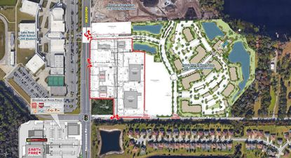 Tyson's Corner is a planned retail development at the northeast corner of Tyson Road and Narcoosee Road, adjacent the Lake Nona and Medical City communit.