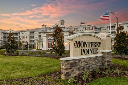 Eastwind Development has sold its age-restricted Monterey Pointe apartment near The LOOP for $29.5 million.