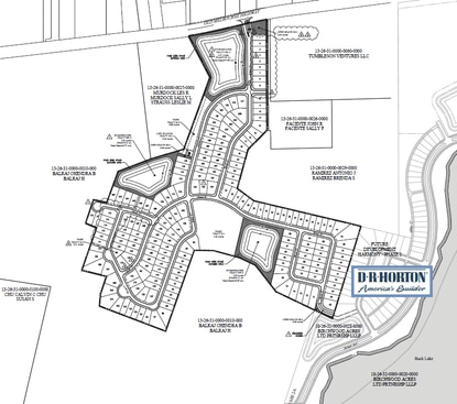 M/I Homes will offer seven floorplans at its new Bay Lake Farms subdivision, which is next to Harmony West in Osceola County.