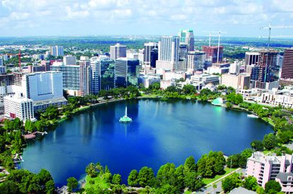 Orlando's Economic Development Commission says it is off to a strong start for the current fiscal year.