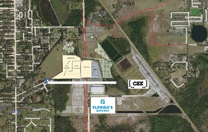 Florida Caribbean Distillers will buy 77.5 acres of newly rezoned industrial land from the City of Winter Haven to build a new aluminum can manufacturing facility.