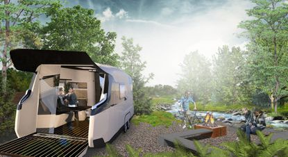 SC-based hotel group brings Lake Bryan site under contract, plans 'glamping' resort