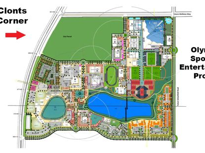 More land by Clermont's Olympus project is being groomed for development