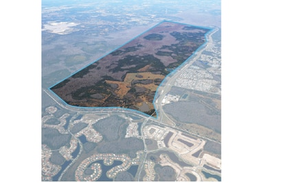 Taylor Morrison is revising the master plan for the proposed 2,717-acre Solivita Grand Planned Development just west of the Poinciana Parkway toll road.