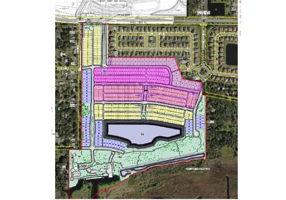 Osceola Commissioners denied the proposal from Ashton Woods to build 429 homes in the Marina Bay community on Boggy Creek Road.