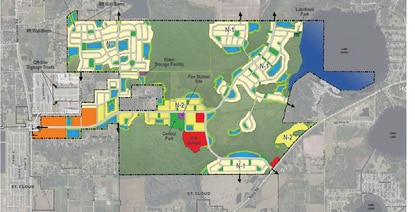 Center Lake Ranch clears St. Cloud annexation by 3-2 vote