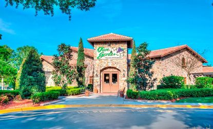The Olive Garden at 8984 International Dr. has been listed for sale since April by Darden Restaurants.