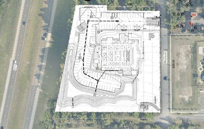 If completed, the proposed single-story, 18,225-square-foot medical building will have frontage along State Road 417 and proximity to the Oviedo Mall.