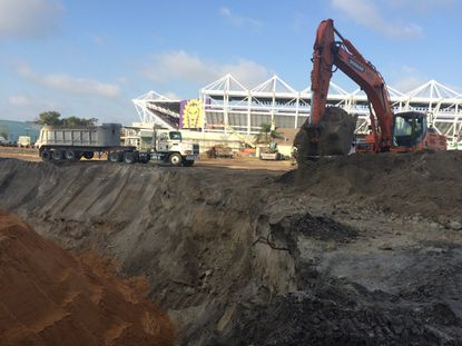 Orlando City's land east of soccer stadium faces months of soil remediation