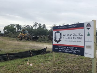American Classical Charter Academy will open its first Orlando-area campus at 2395 Hickory Tree Road in St. Cloud in the fall.